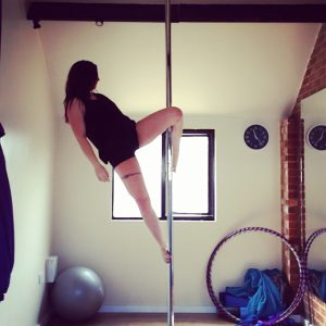 pole and aerial move