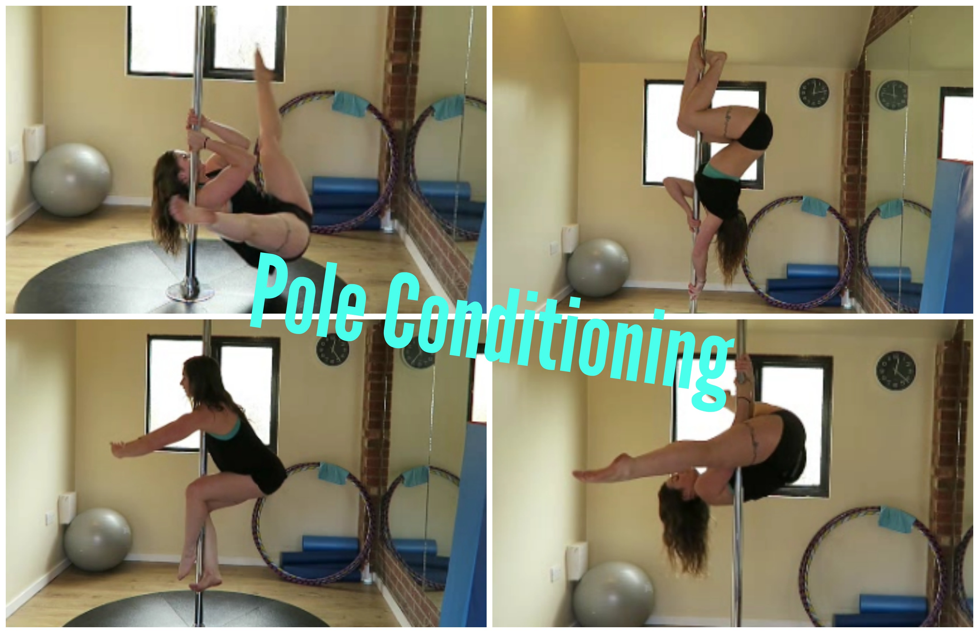 Pole Conditioning Exercises