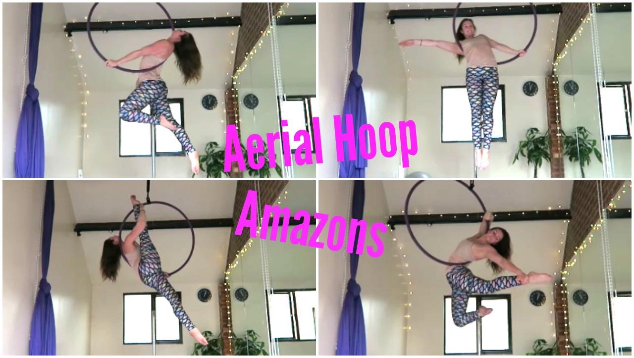 Aerial Hoop Amazons