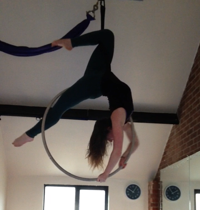 Great New Years Resolutions for Pole and Aerial!
