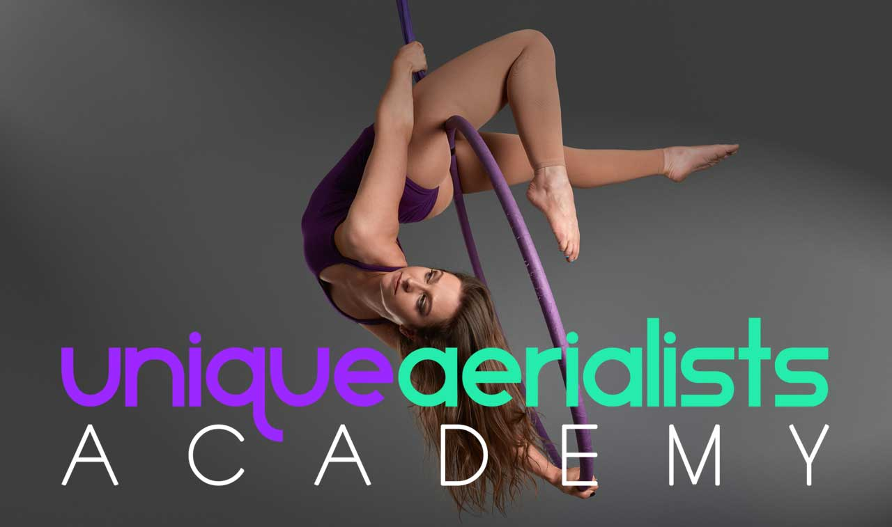 Unique Aerialists Academy is now LIVE!!