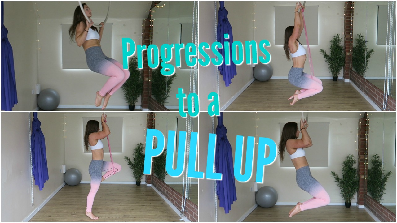 Progressions to a PULL UP