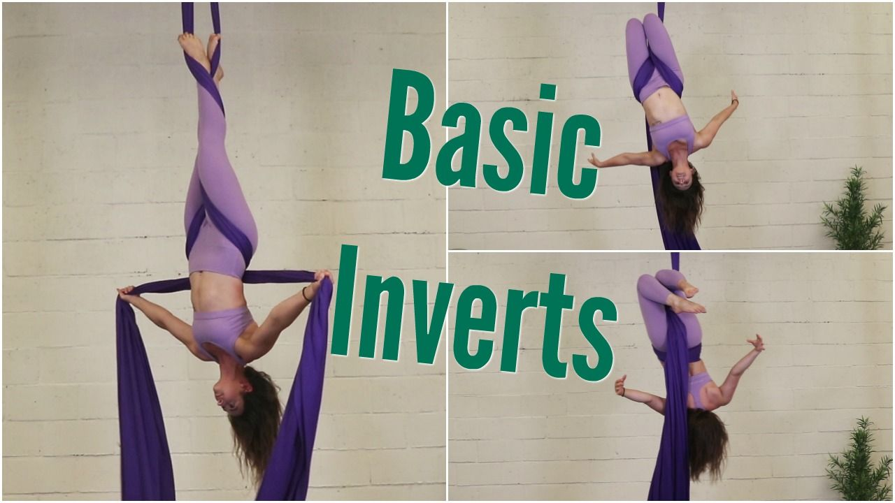 Basic Aerial Silks Inverts